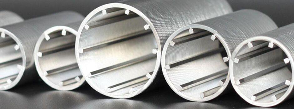 Stainless Steel Wedge Wire Screen 1