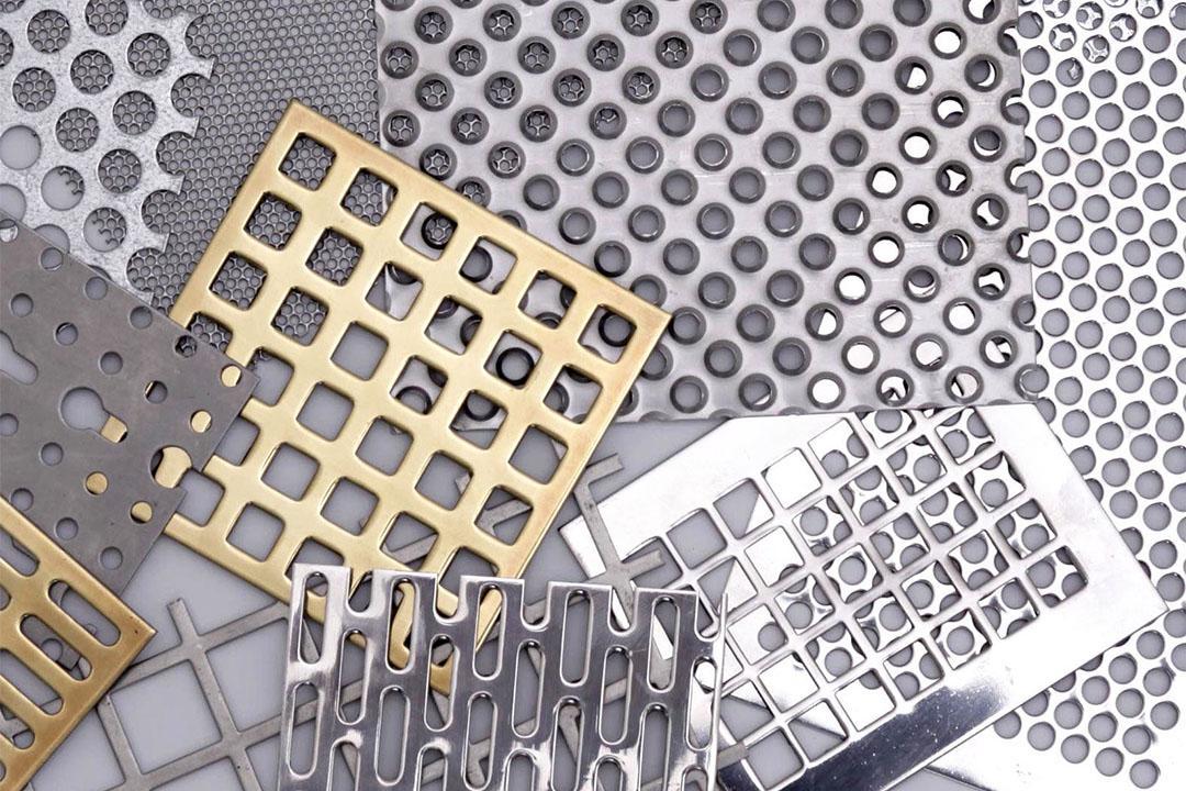 Stainless Steel Perforated Sheet Metal Mesh 2
