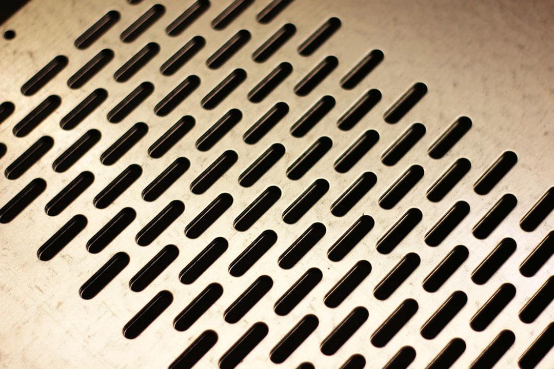 Stainless Steel Perforated Sheet Metal Mesh 3