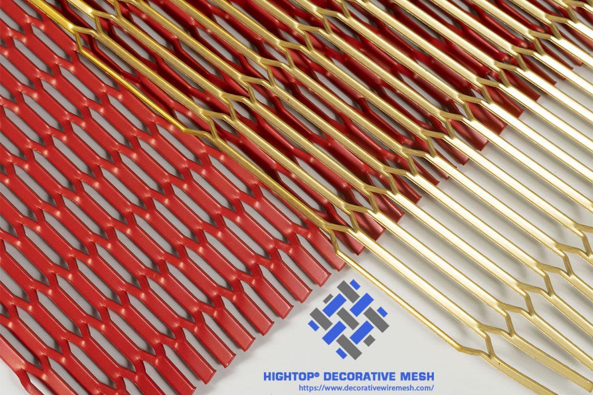 Decorative Expanded Metal Mesh
