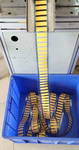 TMS耐腐蚀耐油135度可印字军标标识热缩管 3