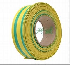 低溫收縮地線標識專用黃綠雙色125度熱縮管