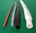 200度硅胶加厚超柔软弹性耐高温耐磨硅胶热收缩套管 2