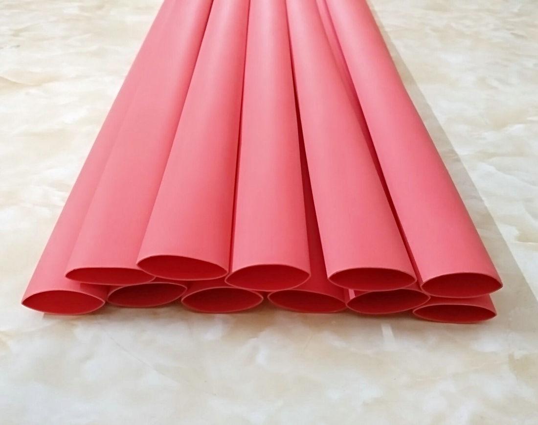 彩色多色可选双壁含胶热缩套管 3