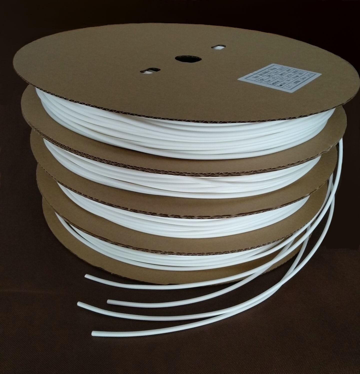 白色加厚内层含胶3:1热缩双壁管1.6-70MM 1