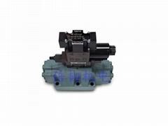 NACHI电磁液控转换阀DSS-G06-A3X-RY-E2-22