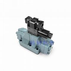 NACHI电磁液控转换阀DSS-G06-A3Z-ER-E2-22