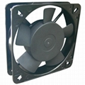 AC BRUSHLESS VENTILATION AXIAL FLOW EXHAUST FAN MOTOR 1