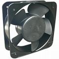 AC Axial Flow Cooling Fan Motor 15050
