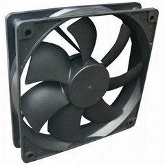 DC BRUSHLESS VENTILATOR AXIAL FLOW EXHAUST FAN 12025