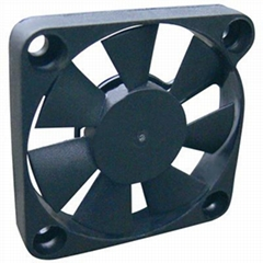 DC BRUSHLESS AXIAL FLOW EXHAUST FAN 4007 COOLING FAN 40mmX40mmX7mm FRAMED