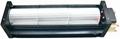 AC DC Cross Flow Aluminum Fan Blade