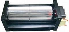 AC DC Cross Flow Cooling Fan for Trademill