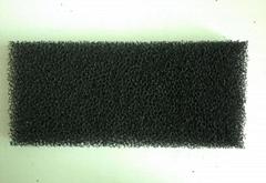 活性炭海綿狀過濾棉空氣淨化煙霧臭味