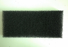 活性炭海绵状过滤棉空气净化烟雾臭味