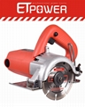High efficiency Marble cutter 1240W