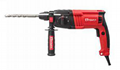 High performance Rotary Hammer 550W-900W