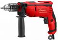 Professional quality Impact Drill 550/710W 1