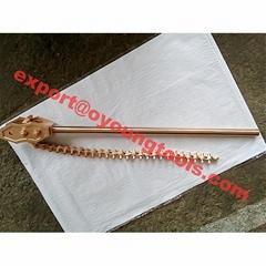 Non Sparking Tools Chain Pipe Wrench Copper Beryllium ATEX