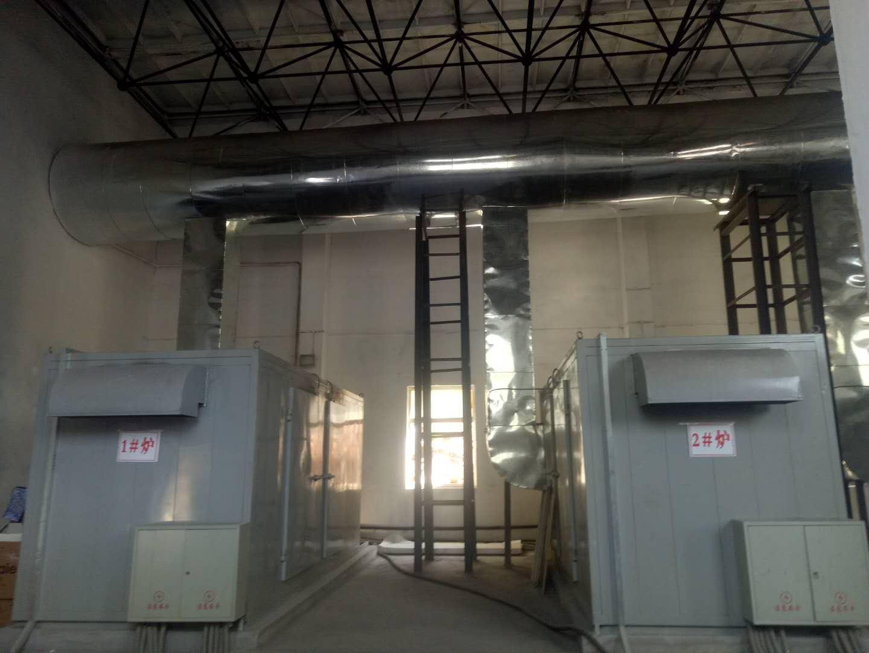 井口电热风炉 3