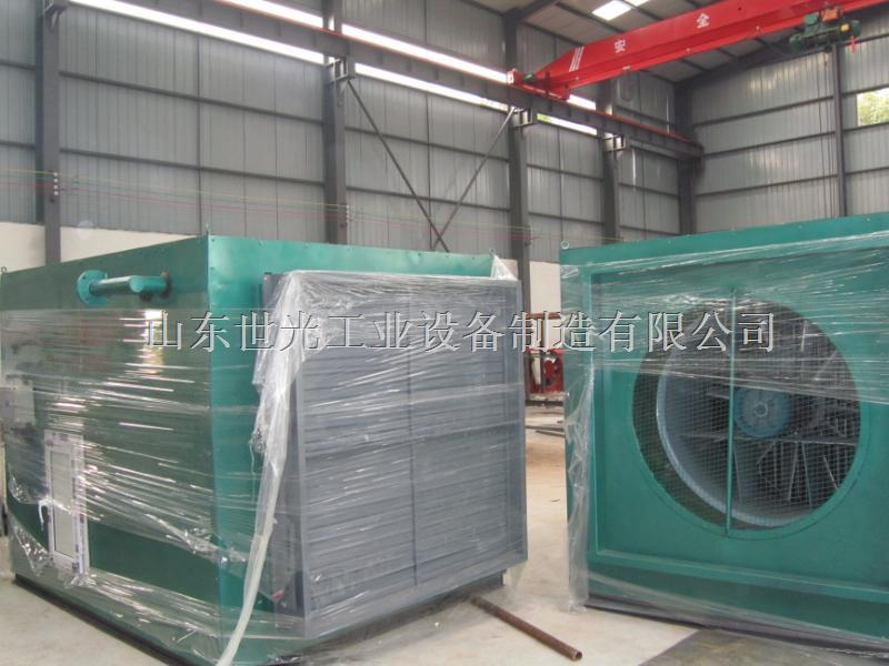 矿井加热机组KJZ-40煤矿井口空气加热器 2