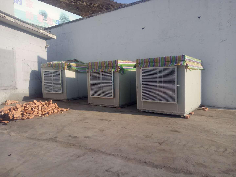 矿井加热机组KJZ-40煤矿井口空气加热器 4