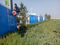 矿井加热机组KJZ-40煤矿井口空气加热器 5