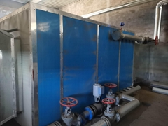 KJZ型井筒防冻设备,井筒加热室暖风机组
