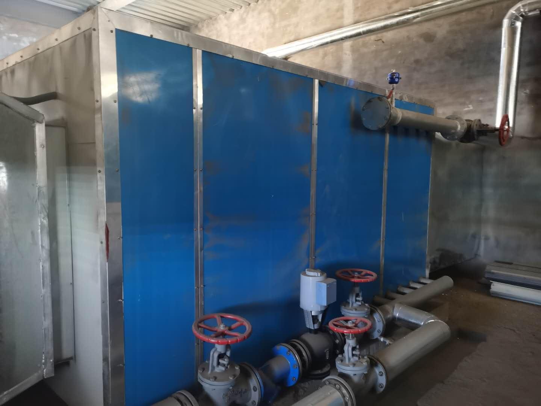 KJZ蒸汽型空气加热机组-KJZ热水型空气加热机组 1