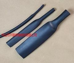 DR150℃耐高温耐油柔软橡胶热缩管