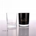 Luxury Candle Glass Jar