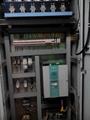 变频控制柜PLC触摸屏控制柜风