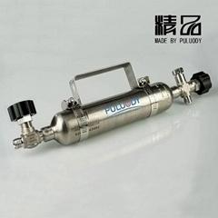 316L不鏽鋼天然氣采樣鋼瓶