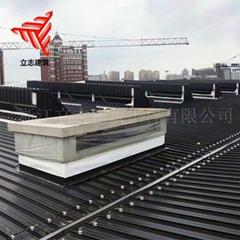 45-470型 直立鎖邊鋁鎂錳屋面板    鋁合金屋面板 機器現場加工