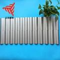 金属墙面波纹板 YX18-76-836 汽车4S店外墙板 铝镁锰波纹板 3