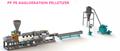 PP PE PC PS Plastic Granulating Machine