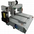 供应ZTi-D型双平台自动点胶机 2