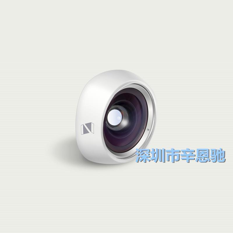手机镜头超广角磁吸三合一高清手机镜头一键安装 2