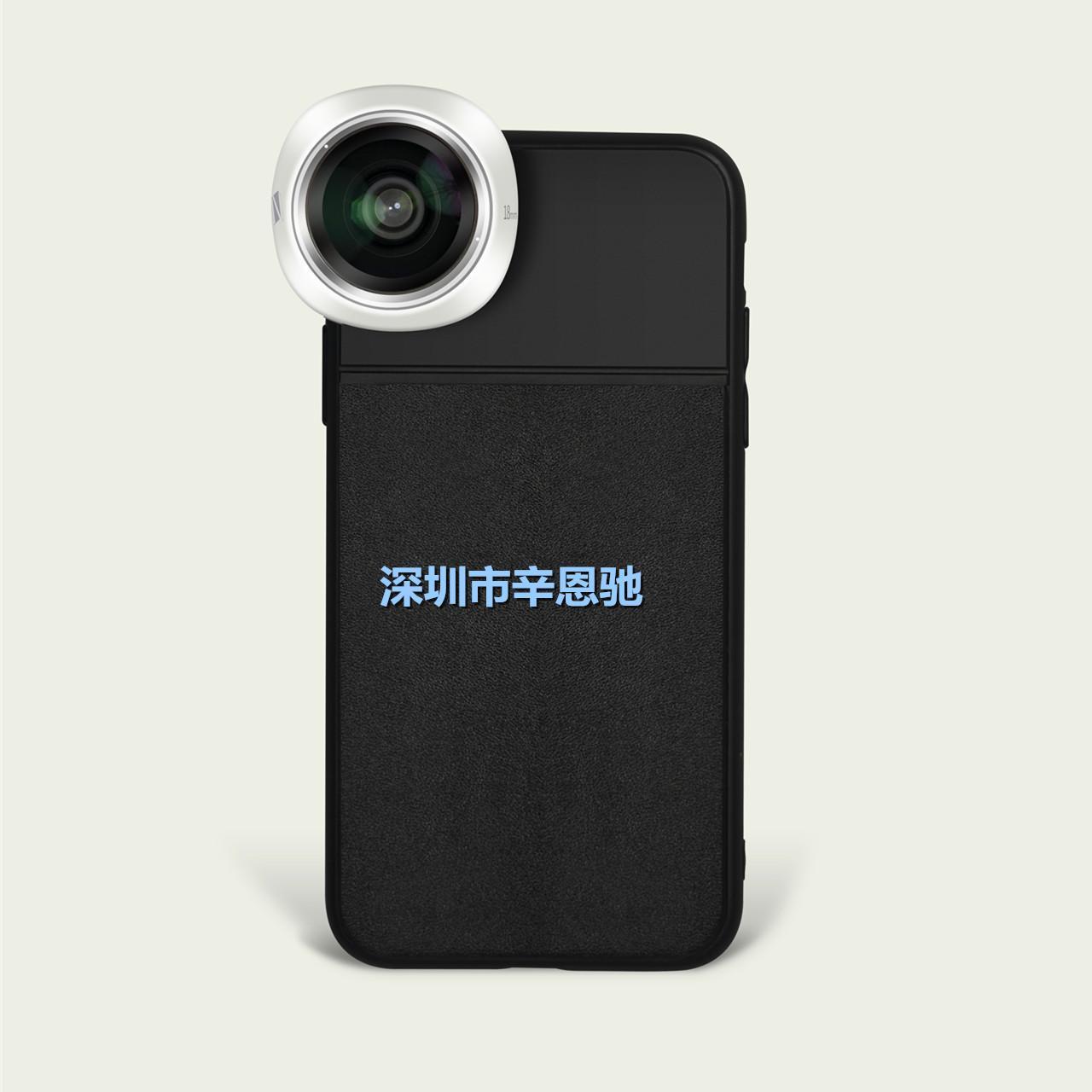手机镜头超广角磁吸三合一高清手机镜头一键安装 5