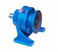 Cycloid pinwheel reducer gear reducer turbine reducer