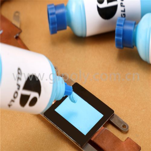 Service Robot, Drone, thermal silicone gel GLPOLY XK-G30, has low thermal resist 1