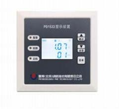 PB1533 消防管网流量信息显示装置