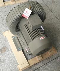 木工机械设备专用7.5kw高压风机供应