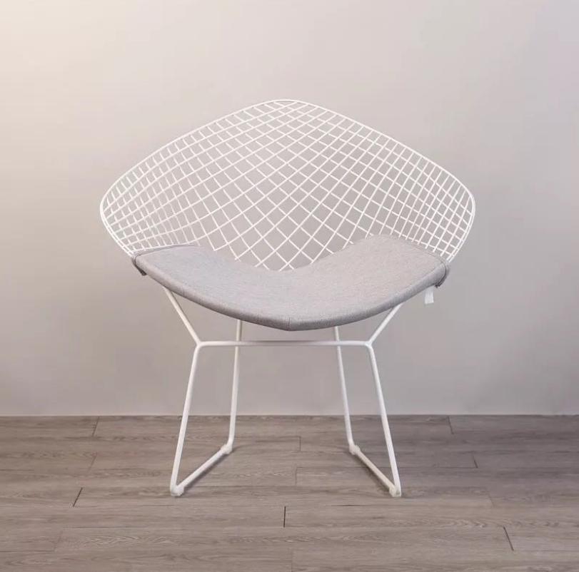 Modern Designer Furniture Replica Harry Bertoia Diamond Chair