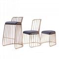 Modern Replica Designer Furniture Metal