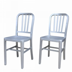 Replica Designer Furniture Aluminium Emeco Navy Chair