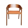 New Style Bent Plywood Muuto Cover Dining Chair