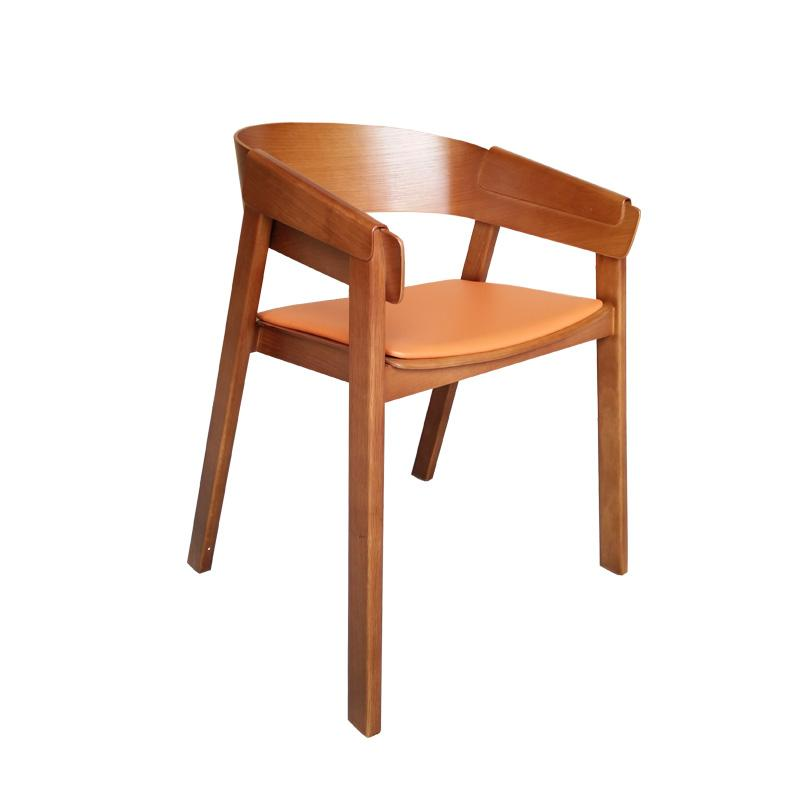 New Style Bent Plywood Muuto Cover Dining Chair 2