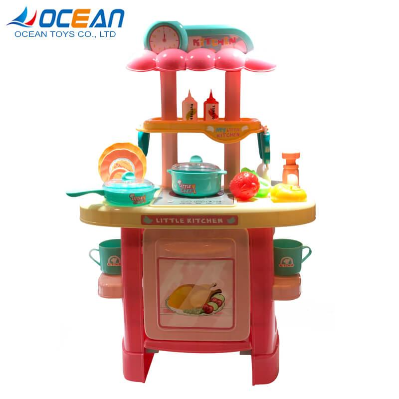 Children pretend cooking appliances manufacturer set and baking set role play to 1