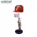 2 in 1 bow and arrow toy portable goal